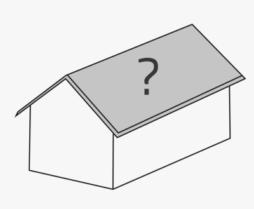 Andere Dachform