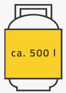 ca 500l