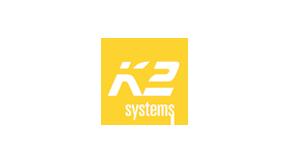 Logo Schriftzug K2