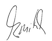 Unterschrift Projektcoach
